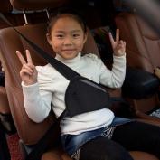 Seat Belt Fixer, SHOBDW Car Child Kids Safety Cover Shoulder Seat Belt Holder Adjuster Resistant Protect
