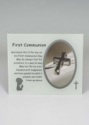 First Holy Communion Boys Photo Frame Gift