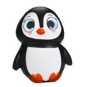 Squeeze Toy, Leyorie Cute Penguin Squishy Slow Rising Cream Scented Decompression Toys