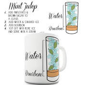 Mint Julep Cocktail Recipe Party Drink Bar Mug