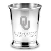 Oklahoma Pewter Julep Cup