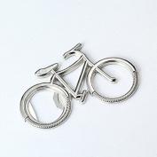 JETTINGBUY Bike Beer Bottle Opener Metal Keychain