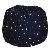 Living & Co Bean Bag Kids' Galaxy 150L