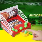 Celendi Desktop Basketball Board for Finger Ejection Game, Children's Educational Toys Parent-child Games
