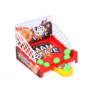 Finger Ejection Basketball Board Games Toys, Luversco Finger Ejection Basketball Board Children's Educational Toys Parent-child Games