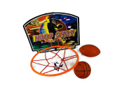 Basket Hoop With Sound and football ball Bundle Combo. Colours may vary. Great birthday party favours. A16