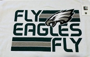 Northwest Eagles Fly Eagles Fly Fan Towel WHITE