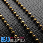 BeadDelighted 2m Ball Chain Findings Bronze Jewellery Making Beading Craft