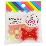 Towa colon cute ribbon pink