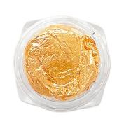 Metallic foil gold