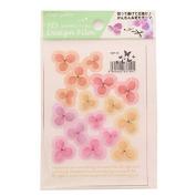 3D Flower Design Film Multi Colour 1