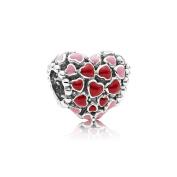 Pandora Women Silver Bead Charm - 796557enmx
