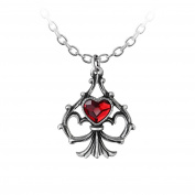 Alchemy Gothic Lucky In Love Pendant