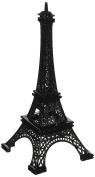 Eiffel Tower Paris France Metal Tower Display Stand (38cm x 15cm ),