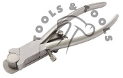 Flat Stock And Wire Shaping Ring Bending Pliers Jewellery & Crafts Making Tool