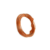 Aluminium Wire 2 mm Orange Colours to Choose From