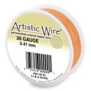 Artistic Wire 22-Gauge Bare Copper Wire, 0.1kg
