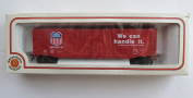 Bachman HO Scale Union Pacific Red Train Car Vintage