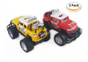 Off Road Toyota FJ Cruiser Toy Truck - Friction Powered Toy car