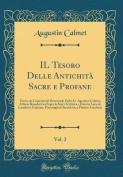Il Tesoro Delle Antichita Sacre E Profane, Vol. 2 [ITA]