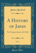 A History of Japan, Vol. 3