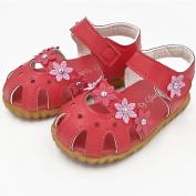 WYXlink Baby Sandal Shoes, children Fashion Causal Summer Flat Flower Soft Bottom Girls Sandal Shoes