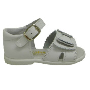 conguitos White Sandals With Heel HVS 10935 20 white