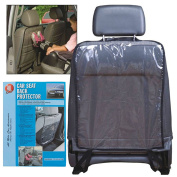 Clear Car Seat Back Protector