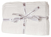 XKKO Bmbva L006 A Bamboo Towel Bamboo Velour Pamper Your Baby Due to Tenderness and softness Bath Towel 100 x 50 cm Beige
