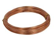 Corderie Italiane 6025566 – 00 Aluminium Wire, 2.0 mm, 12 MT, Salmon