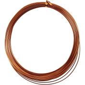Aluminium wire, thickness 1 mm, copper, round, 16m