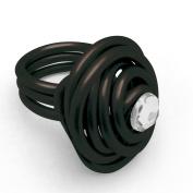 aluminium Wire Diameter 2.5 mm - 5 m-Black-for Arts and Crafts