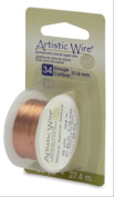 Artistic Wire 34-Gauge Natural Wire, 30-Yards