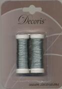 Craft Wire Silver 2 x 30 M Decoris