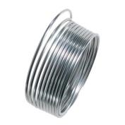 Aluminiumdraht 2 mm, 2 m, silber