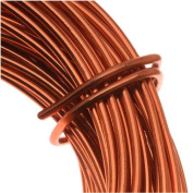 Copper German Bead Wire Craft Wire 24 Gauge/.5mm