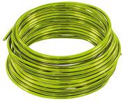 Handicraft Aluminium Wire Green