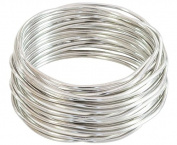 Aluminium Handicraft Wire Silver