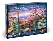"Schipper 1547522310cm Cherry Blooming In Japan"" Painting By Numbers Craft Set"