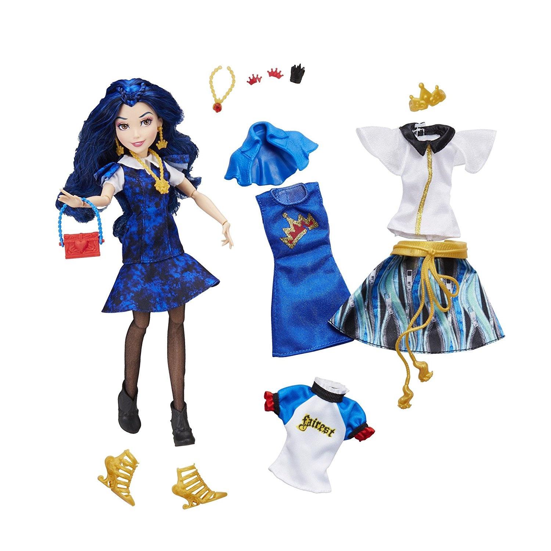 Hasbro Disney Descendants Evie's Wicked Fashions Doll