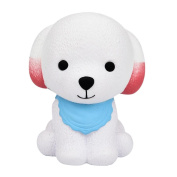 VENMO Small Kawaii Dogs Puppy Squishies Slow Rising Scented Animals Squeeze Toys For Kids Gift