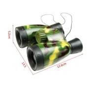 HuaYang Camouflage Binocular Telescope Children Outdoor Exploration Educational Play Toy