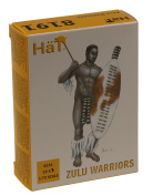 Hat Industrie 1/72 Zulu Warriors # 8191