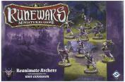 Fantasy Flight Games FFGRWM08 Rune Wars Reanimate Archers Expansion Pack Miniatures Game