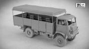 IBG Models 35016 1/35 Bedford QLT Troop Carrier