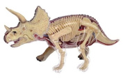 No.23 Triceratops anatomical model three-dimensional puzzle 4D VISION animal anatomy