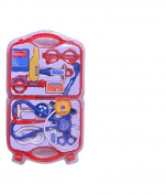 GN Kids Doctor Nurse Carry Case Medical Kit Play Set Role Play Toy Best Gift