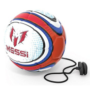 Outdoor MET14200 Messi 2 in 1 Soft Touch Training Ball, Red