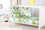 Ready Steady Bed® Le Farm Design Nursery Cot Bumper Bedding Set