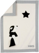 Sigikid 48016 Rock Star Blanket 100 x 75